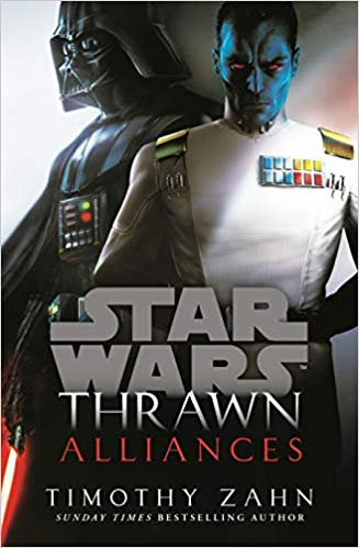 Star Wars Thrawn Alliances Timothy Zahn