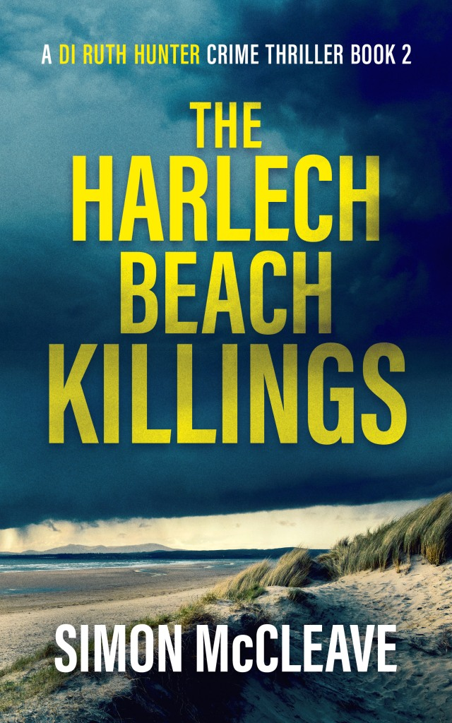 Simon McCleave The Harlech Beach Killings