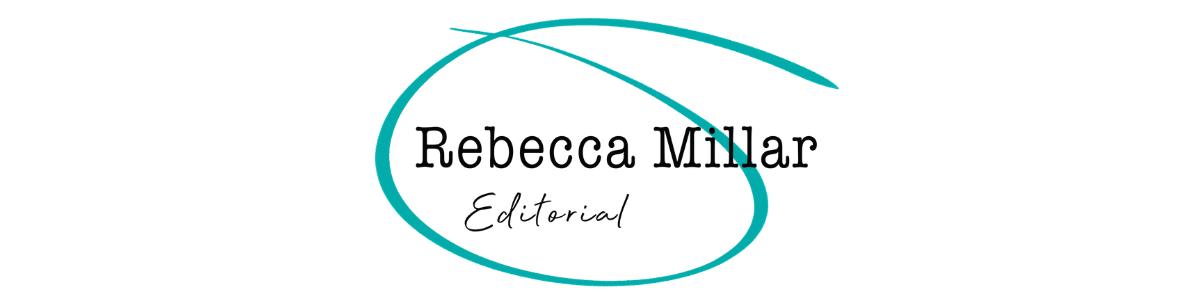 Rebecca Millar Editorial