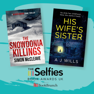 The Snowdonia Killings by Simon McCleave and His Wife's Sister by A J Wills